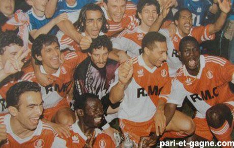 AS Monaco 1990/1991