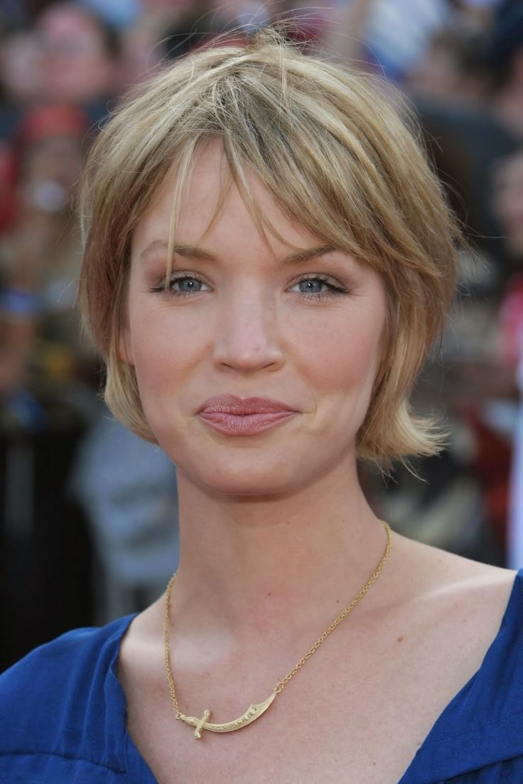 Short Hairstyles Women Over 50 Round Faces  Hairstyles