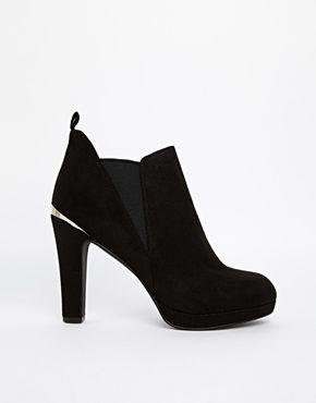 Carvela Tempt Heeled Ankle Boots