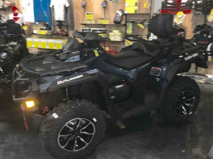 New 2017 Can-Am Outlander MAX LIMITED 1000R ATVs For Sale in Illinois. 2017 Can-Am Outlander MAX LIMITED 1000R, 2017 Can-Am® Outlander MAX LIMITED 1000R THE MOST LUXURIOUS RIDING EXPERIENCE For the rider who wants it all, we re got you covered. Featuring performance suspension, premium wheels, strategically placed controls, and unmatched versatility, the Outlander MAX LIMITED is the most luxurious ATV available. Features may include: 89-HP ROTAX 1000R V-TWIN ENGINE CATEGORY-LEADING…