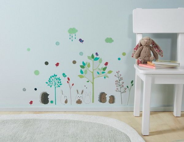 17 best images about decor vynils vinilos on - Decoracion infantil habitacion ...