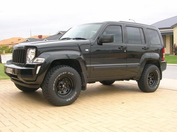 2007 Jeep Liberty Mods | simmo7's 2008 Jeep Liberty Sport Sport Utility 4D in Perth,