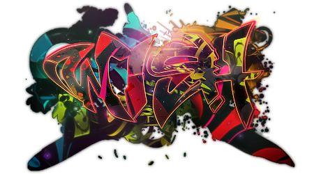 Wish Graffiti Tag by Wishlah.deviantart.com on @DeviantArt