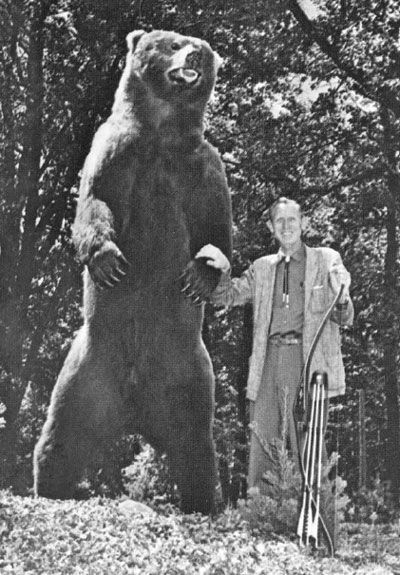 fred bear archery museum - Google Search