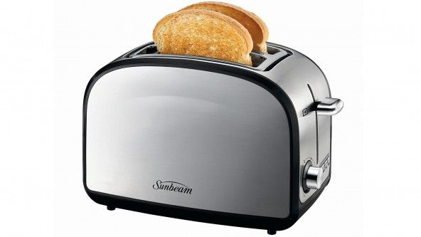 Sunbeam Toastum 2 Slice Toaster  | Harvey Norman $58