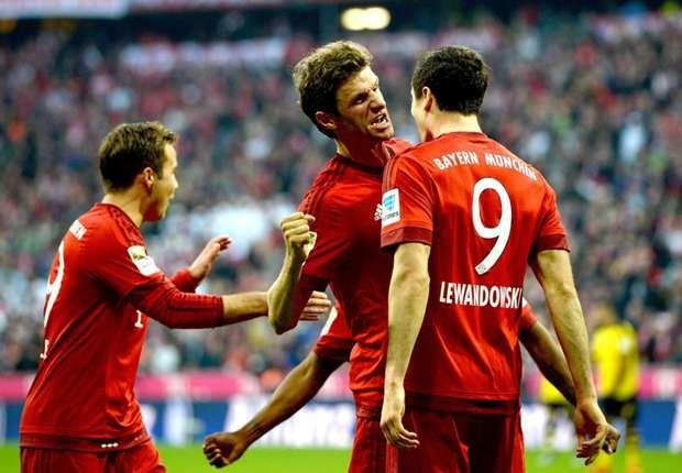 Prediksi Bayern Munchen Vs Gladbach 30 April 2016