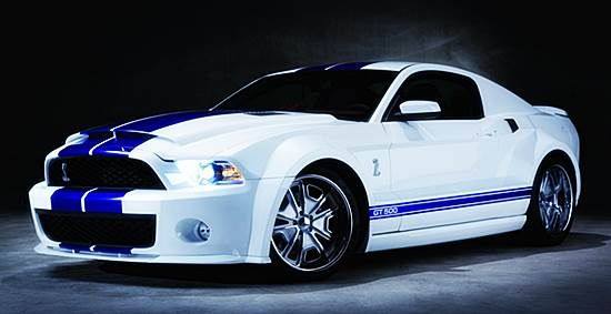 2016 Ford Mustang Shelby GT500 Price In UK