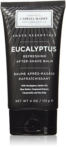 Caswell Massey Eucalyptus Refreshing After-Shave Balm 4 oz Review