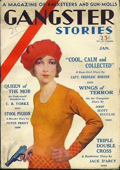 1930s detective story with a sexy twist 10