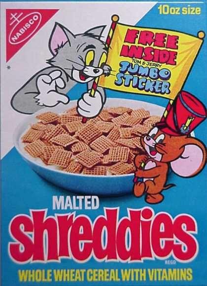 Malted Shreddies