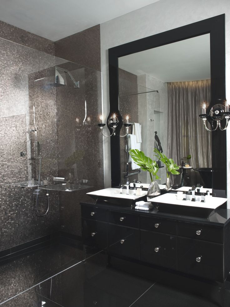 Black Luxury Bathrooms 163 best luxury showers images on pinterest | bathroom ideas, room