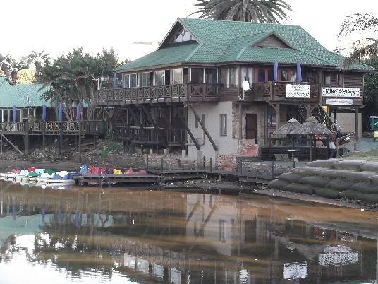 Canoe Club, Amanzimtoti