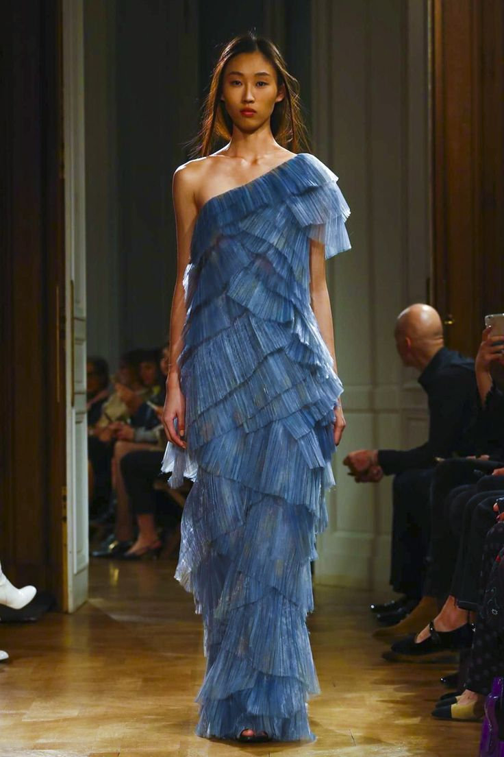 Vionnet - SS 2017...OMG, I love this look. Imagine in bridal fabric with embellishments that fit the wedding theme. Try different combination of fabric for the modern but classic bridal look.