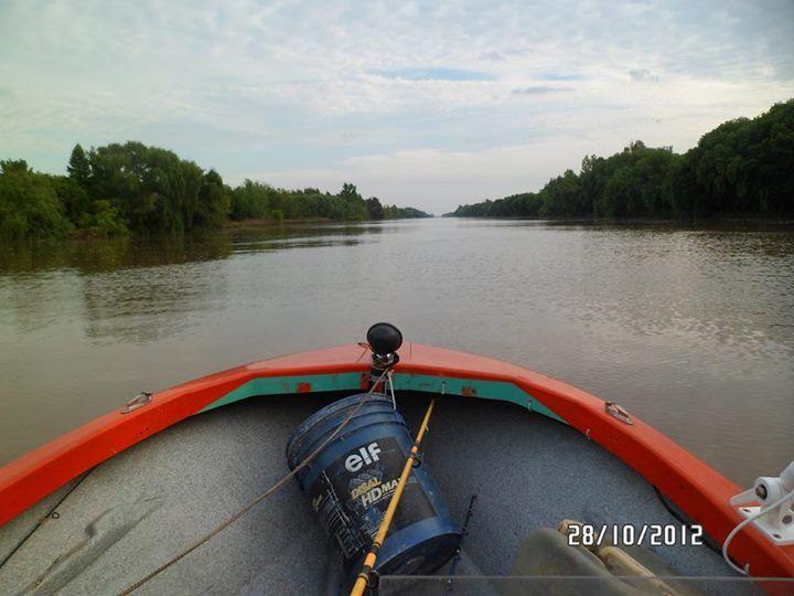Adrian Pasquier: la paz del canal Irigoyen