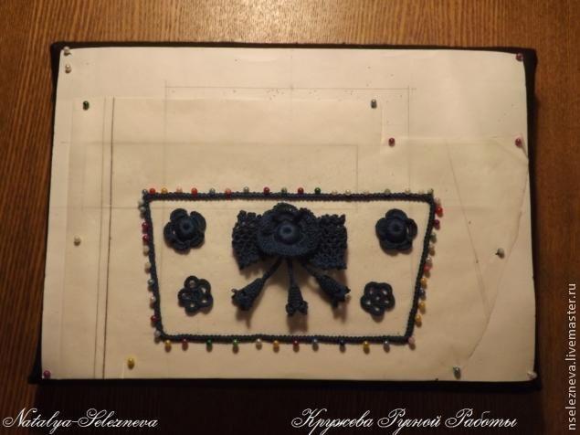 Моя копилка - Рукоделие: Оригинальные и изящные кружевные манжеты