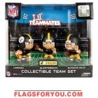 Pittsburgh Steelers Lil' Teammates Collectible Team Set