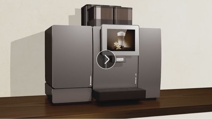 FRANKE COFFEESYSTEMS A 600 Video