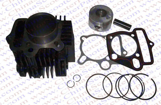 39mm Cylinder Piston Ring Gasket kit  50cc  50  Kazuma Meerkat Redcat  ATV  CRF50 XR50 Z50 Z50R Dirt Bike