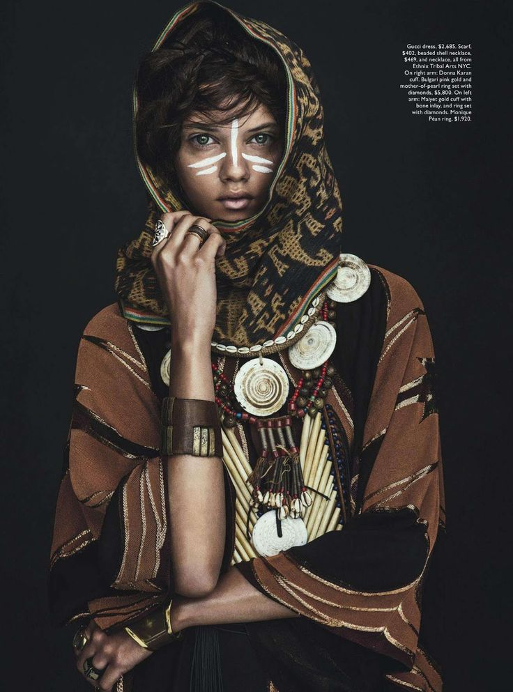 visual optimism; fashion editorials, shows, campaigns & more!: tomorrow's tribe: marina nery by sebastian kim for vogue australia april 2014
