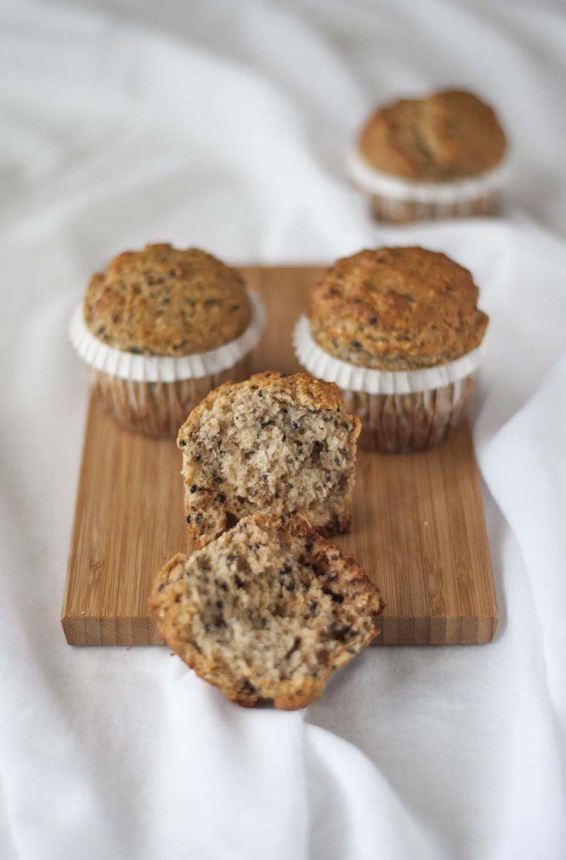 Muffins con noci e sciroppo d'acero di Marianna | La tarte maison