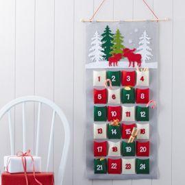 Tesco direct: Felt Advent Calendar                                                                                                                                                                                 More