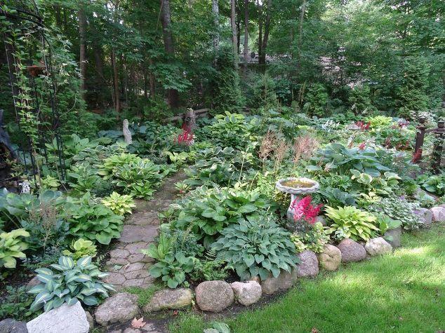 Flower Garden Ideas Wisconsin 429 best hosta garden idea images on pinterest   gardening, garden