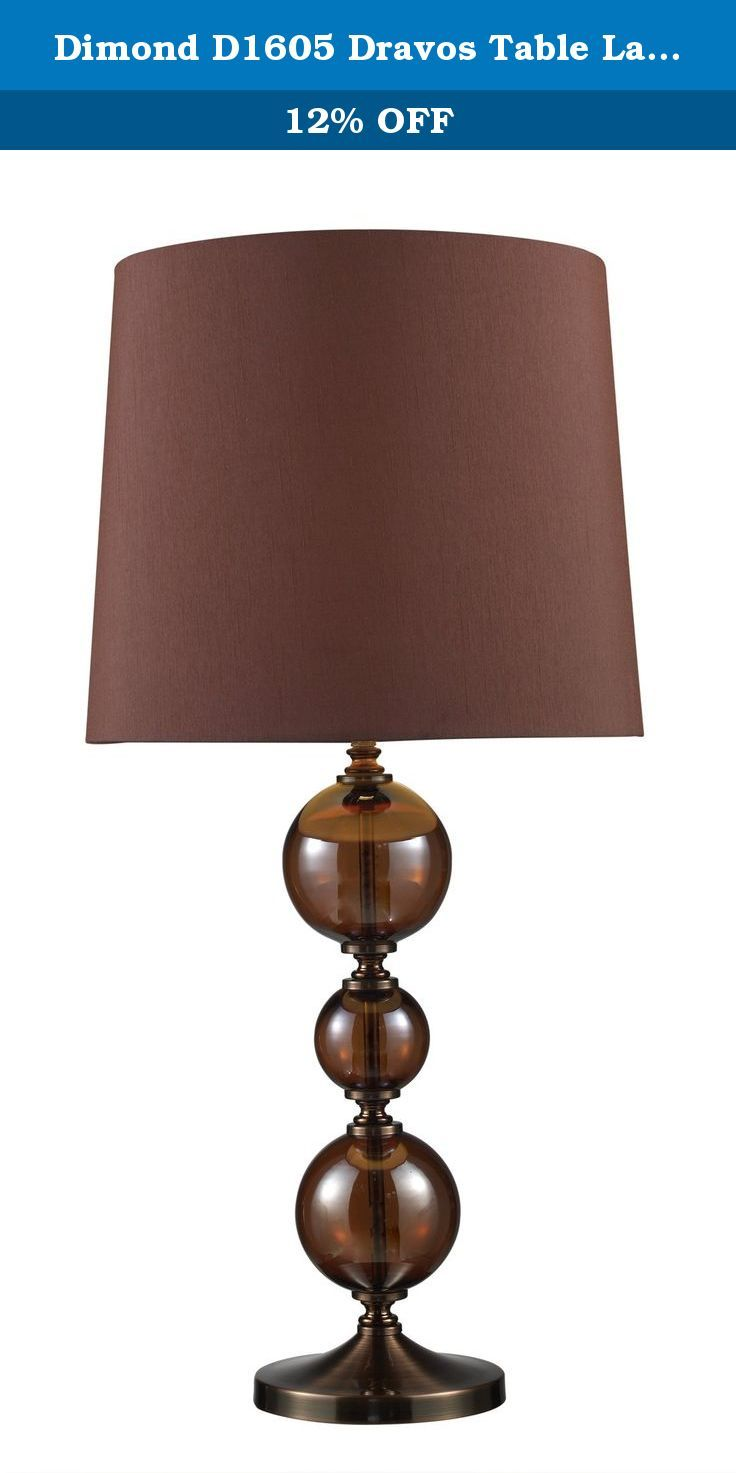 Bronze and silver table lamp ambience accent lamp table lamps lamps - Find This Pin And More On Table Lamps Lamps Shades Lighting Ceiling Fans Tools Home Improvement Dimond Dravos Table Lamp Bronze