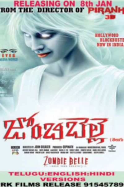 Directors:John Gulager Writers:John Gulager Stars:Alan Ruck, Anthony Michael Hall, Daryl Hannah, Jennifer Bini Taylor, Shirley Jones Genres:Horror   Zombie Belle (2016) Telugu Movie Watch Free Online: WatchVideo Watch Full Zombie Belle (2016) Telugu Movie Watch Free Online: RapidVideo Watch Full Zombie Belle (2016) Telugu Movie…Read more →