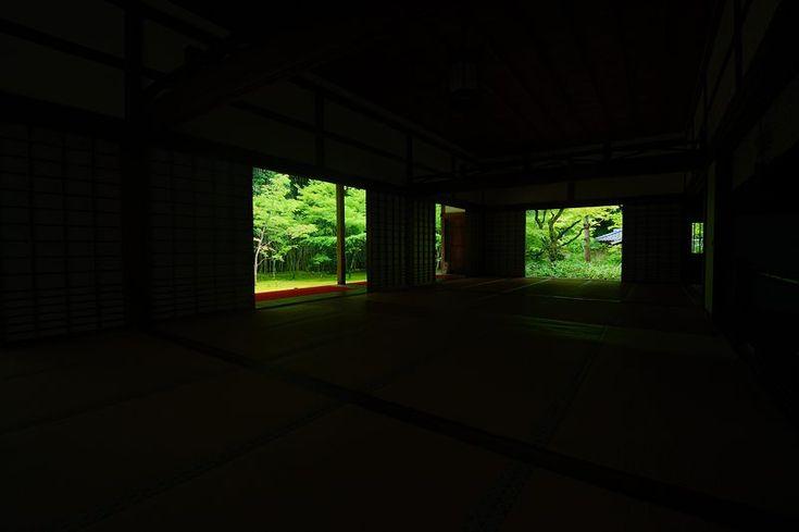 夏寺 大徳寺塔頭・高桐院 其の二 : デジタルな鍛冶屋の写真歩記