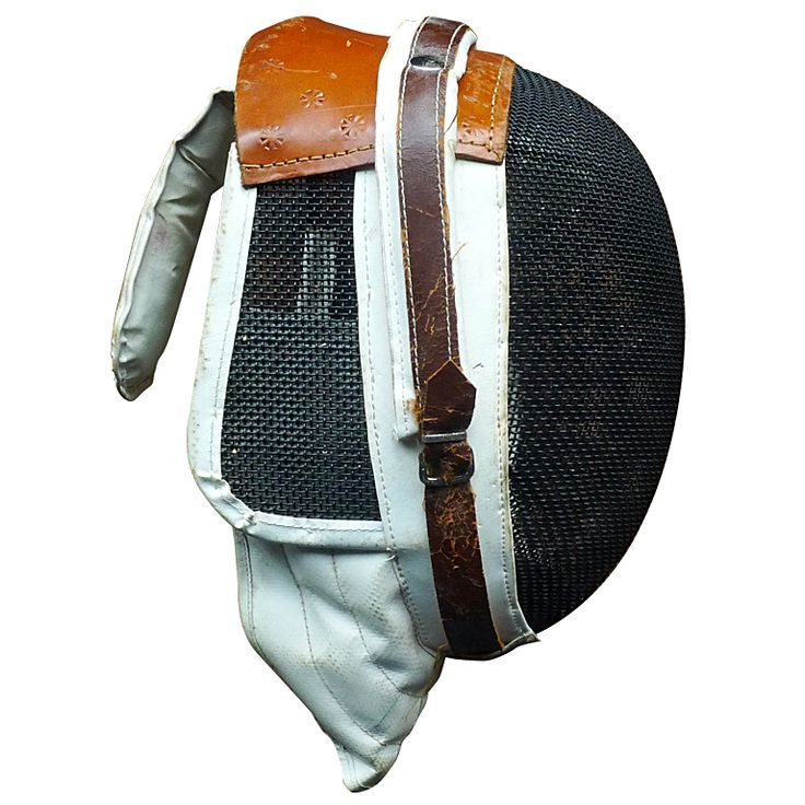 AFS Italy Vintage Fencing Mask--yep, a fencing mask--but it's too extreme--I want something a little more subtle.