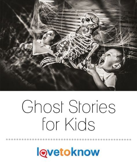 Ghost stories can be fun for kids who enjoy getting creeped out, but don't suffer any long-lasting fears about what they've read. Here are two scary stories worth reading. One is about a local ghost legend, and the other is about a supposedly haunted house and has a funny twist at the end.   Ghost Stories for Kids from #LoveToKnow