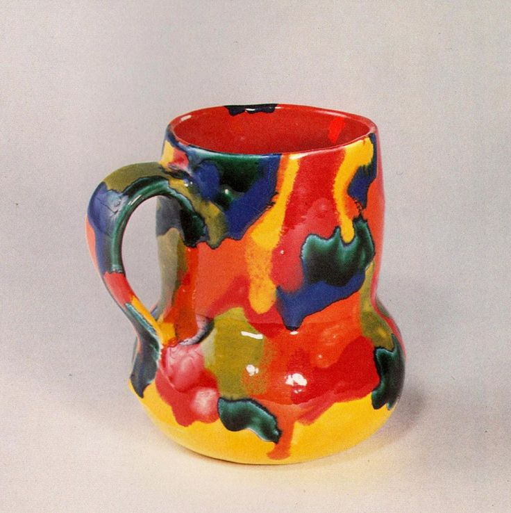 Ron Nagle Cup From Unit 2 Ceramics Pinterest