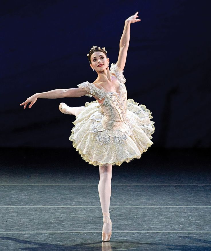American Ballet Theatre principal Sarah Lane charms audiences with her bright energy and crisp technique. The San Francisco, CA, native first started dancing at age 4 at a local community center, and at age 7 started training in Memphis, TN, at the Classical Ballet Memphis. Her family later moved to Rochester, NY, where she continued studying at the Draper Center for Dance Education. In 2002, she was a YoungArts Foundation winner in dance, allowing her to become a U.S. Presidential Scholar…