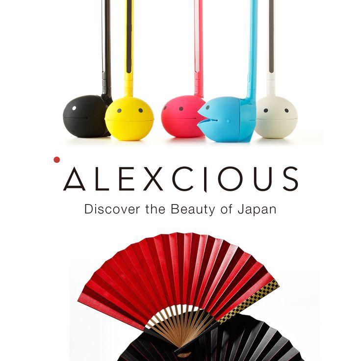 ALEXCIOUS | 日本のすぐれた モノ・ヒト あつめました。 日本の価値(モノ・人・文化・技術)を広く世界に紹介し、さまざまな名品の数々を販売するコマースサイトです。
