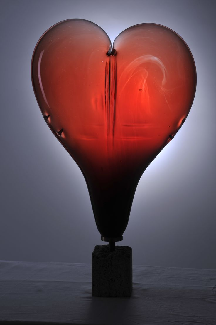 "Lubomir Blecha, ""Seven Sorrows monstrance"" glass object, H: 65,0 cm, 1978, Zlatno glassworks, Czechoslovakia"