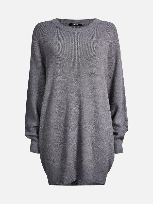 Robin sweater | | Mørk grå | BikBok | Norge