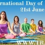 International Day of Yoga Logo, Celebration Date, Places