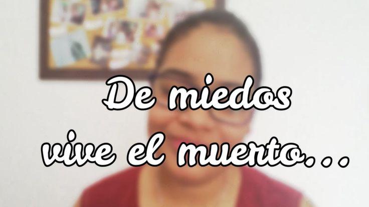 DE MIEDOS VIVE EL MUERTO | Jessica Santamaria