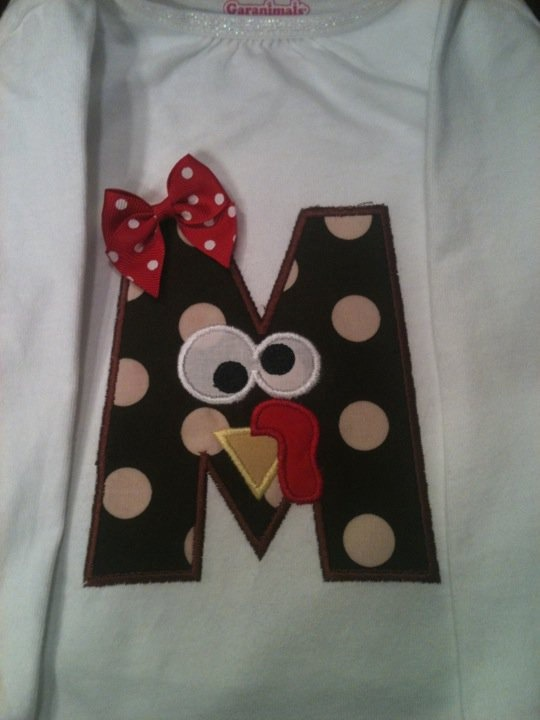 Cute Thanksgiving shirt!
