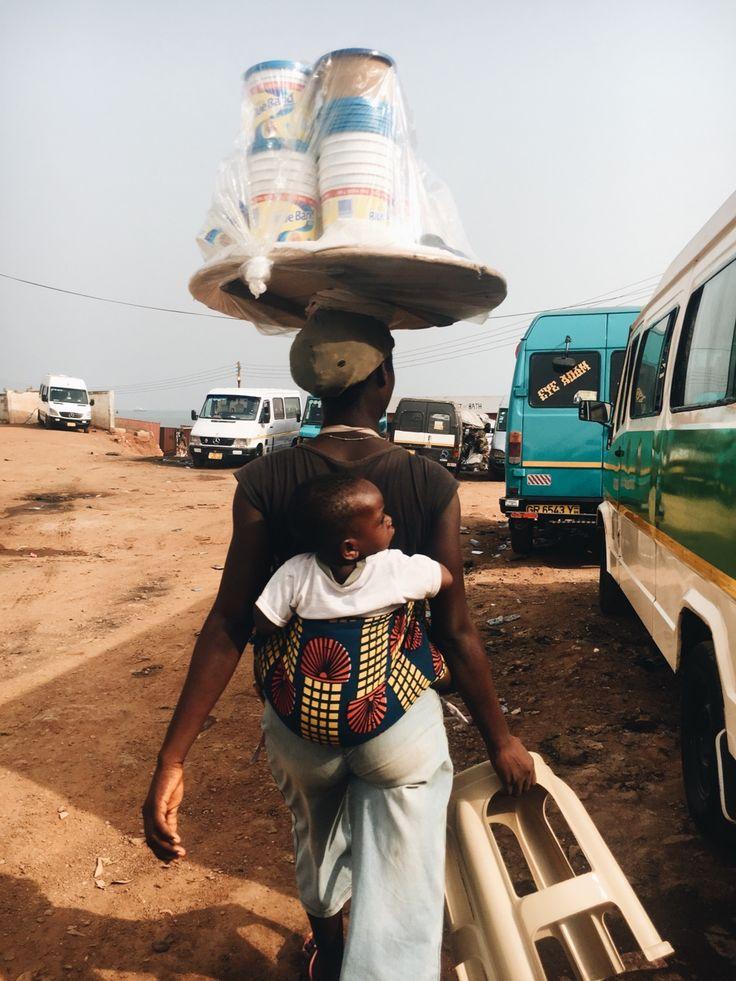 Accra, Ghana | Via iPhone Photo by Lloyd Foster