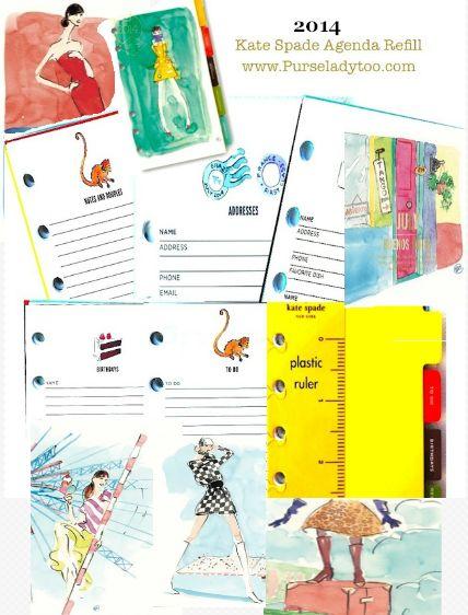Kate Spade Calendar Planner : Best images about kate spade stationery on pinterest