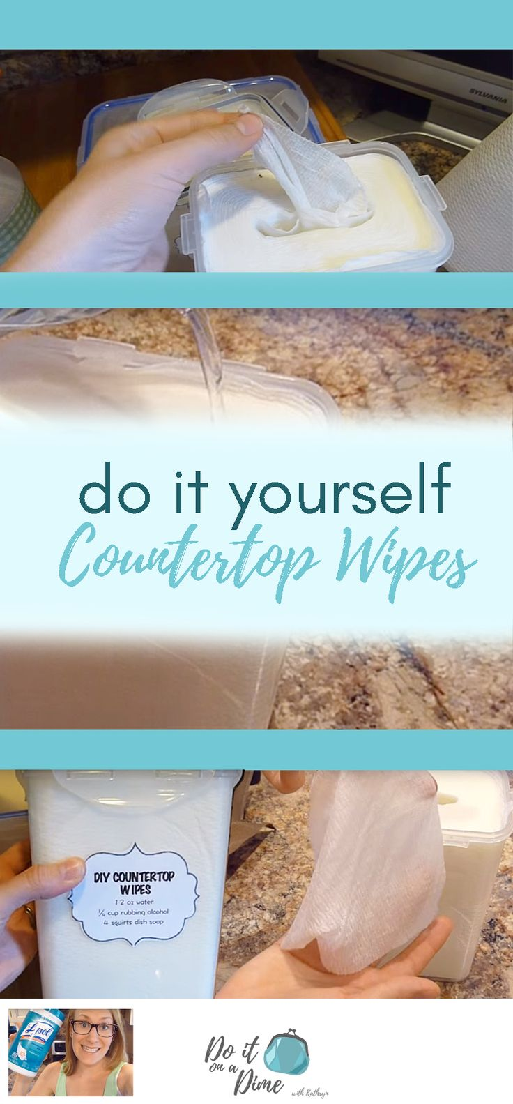 26 best cleaning tips images on pinterest cleaning hacks cleaning how to keep a clean kitchen plus diy lysol wipes solutioingenieria Choice Image