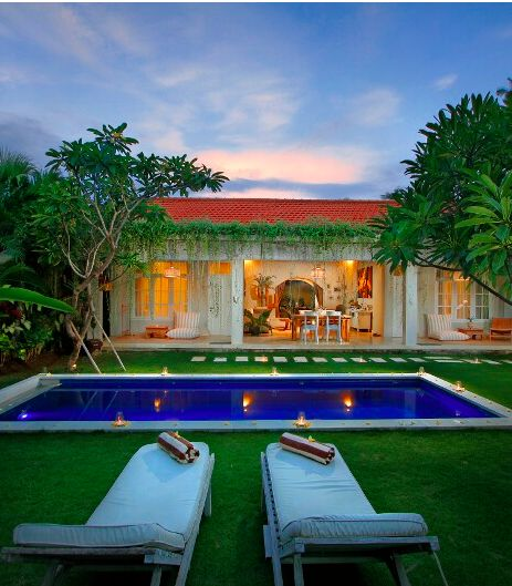 The Lodek Villas,  Bali, Indonesia.