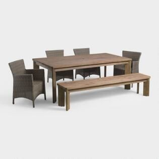 Affordable Outdoor Patio Furniture World Market
