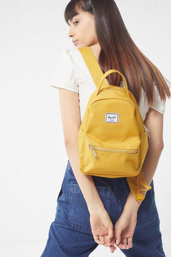 492e476a8 Herschel Supply Co. Nova Mini Backpack in 2019 | D R E S S U P ...