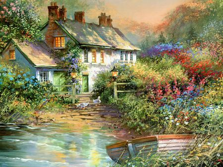 11 best images about jim mitchell artwork on pinterest for Best paint for yard art