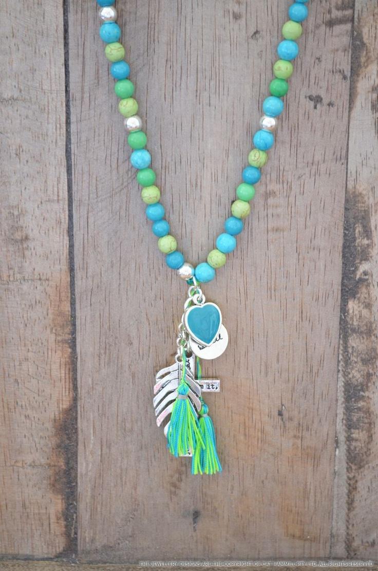A200 Poppy Necklace Buy Online | Cat Hammill Jewellery
