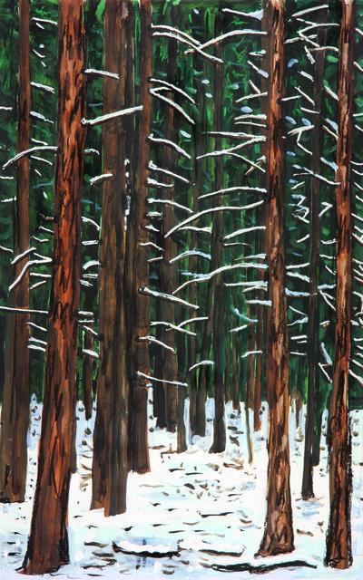 Richard Bosman, 'Deep Forest I,' 2012, Stewart & Stewart