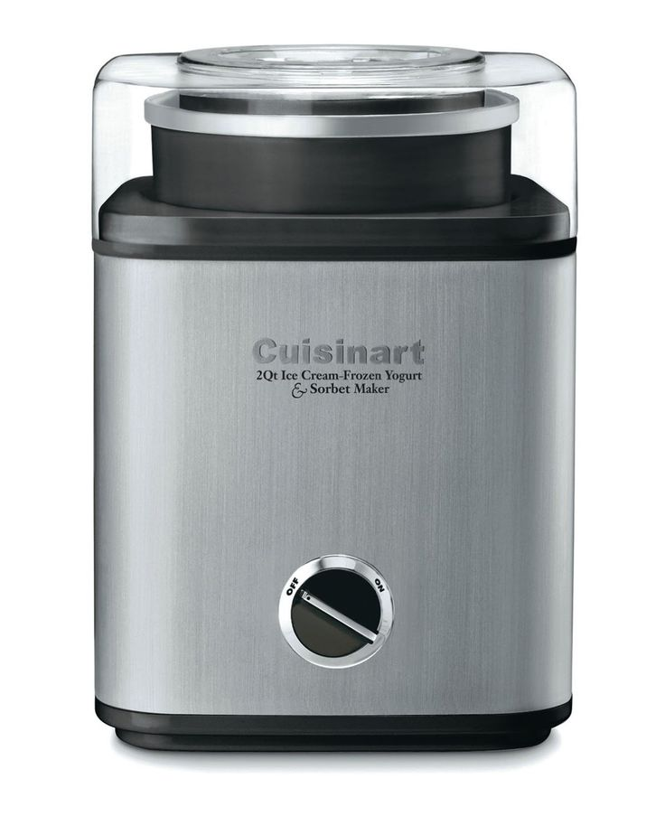 Cuisinart CIM-60PC http://www.kitchenfolks.com/best-ice-cream-maker-machine-reviews-2016/