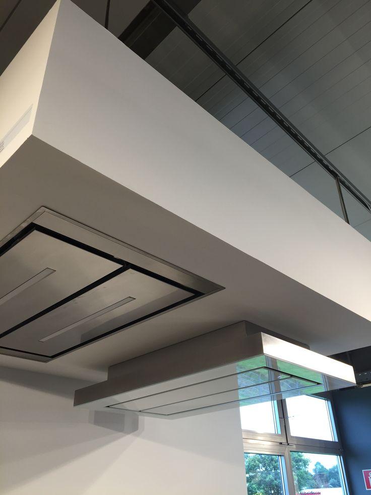 Franke inbouw plafond afzuigunit